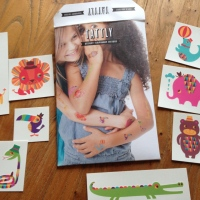 Tattly temporary tattoos: ink your kids (without being arrested!)