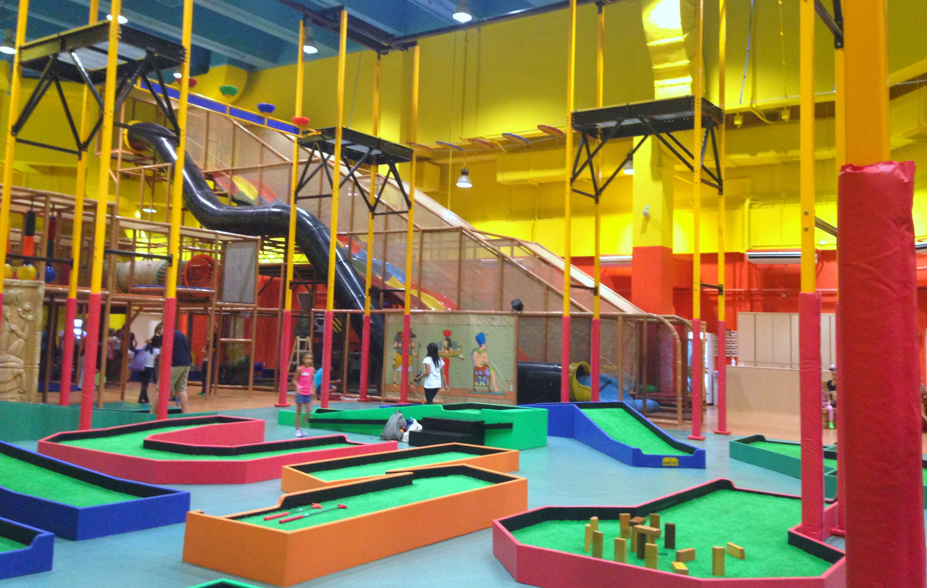 Kid Friend Indoor Places With Activities Near Freehold Nj
