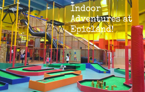 Epicland Review Hong Kong S Newest Play Centre Opens In