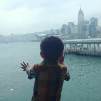 A day out at Hong Kong Maritime Museum