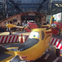 Planes 2: Fire & Rescue launches in Hong Kong with an exhibit at Cityplaza, Taikoo Shing!