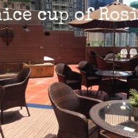 Rosie Jean's Café review: a Caine Road lunch spot with added playtime fun!