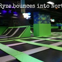 Ryze Hong Kong review: the city's first indoor trampoline park bounces into North Point!