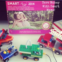 Smart Mama Voucher Book: save money (and buy cocktails instead)...