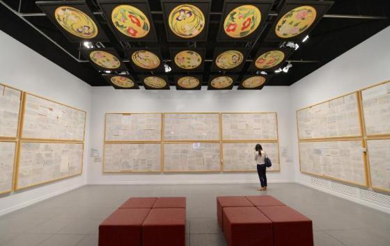 Studio Ghibli Layout Designs Hong Kong Heritage Museum