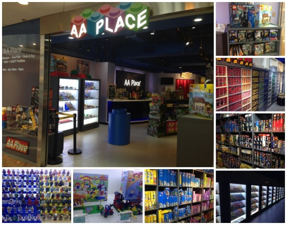 AA Place Collage
