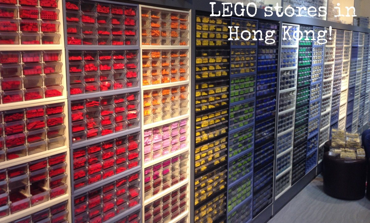 Everything Is Awesome Specialist Lego Stores In Hong Kong