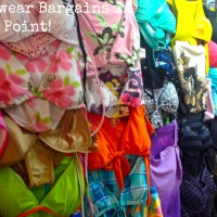 Secret swimwear shopping in North Point