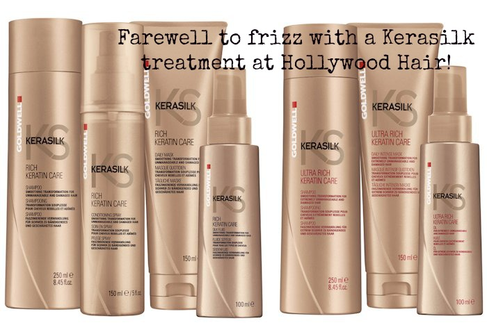 Kerasilk Treatment At Hollywood Hair Review Accidental