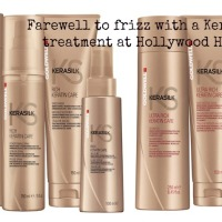 Kerasilk Treatment at Hollywood Hair review