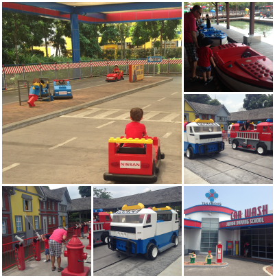 LegoCity Collage