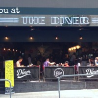 The Diner review: family brunch on Arbuthnot Road