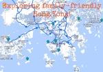 Accidental Tai-Tai Hong Kong visitors map