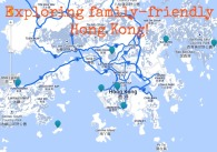 Accidental Tai-Tai Hong Kong visitors map