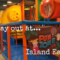 FunZone Island East review: jump around in North Point!