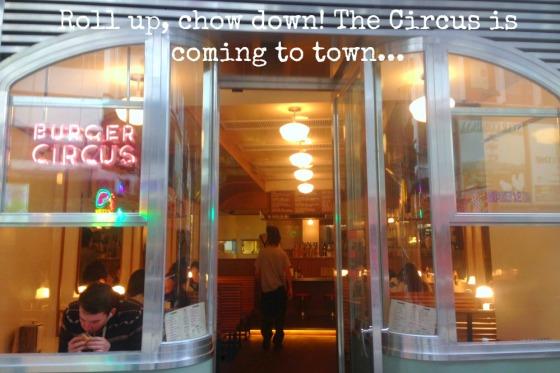 Burger Circus top image