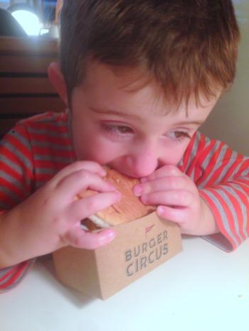 #myburgerface