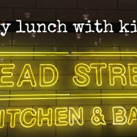 Bread Street Kitchen with kids review: family-friendly food (with a few F-words)
