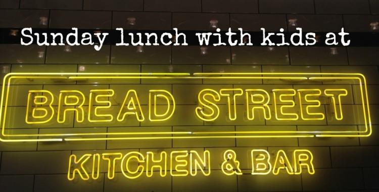 Accidental Tai-Tai Bread Street Kitchen HK