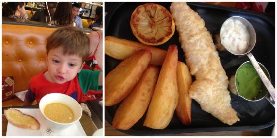 Accidental Tai Tai Bread Street Kitchen