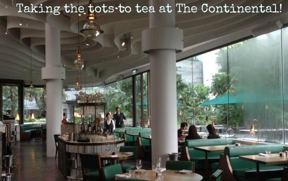 Accidental Tai Tai The Continental Hong Kong