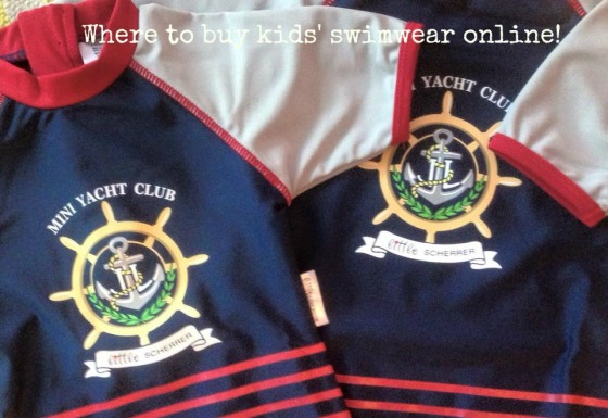Accidental Tai-Tai Swimwear for kids