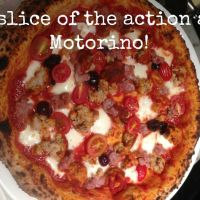 Pull Shapes! Pizza with the family at Motorino Soho