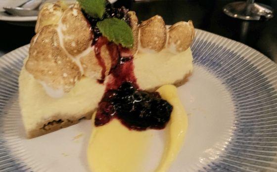 Jamie's Italian dessert