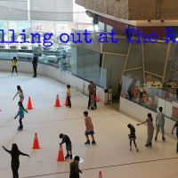 The Rink at Elements Mall review: cool Kowloon for cooped-up kids!