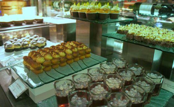 Yamm dessert