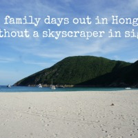 Escape the city! Five Family Days Out Off Hong Kong Island