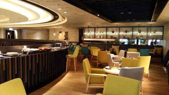 Accidental Tai-Tai Alibi Cordis Hotel Brunch
