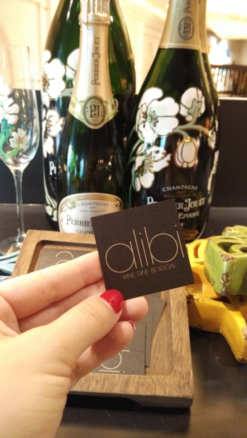 Accidental Tai-Tai Alibi Cordis Buffet