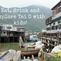 Eat, drink and explore Tai O with kids: The definitive family guide!