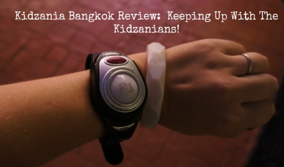 Kidzania Bangkok Review