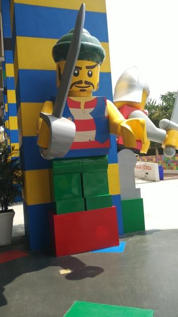 Legoland Malaysia Pirate