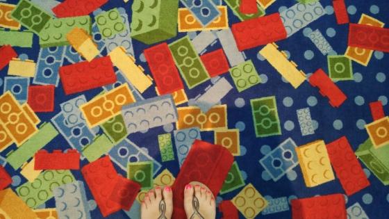 Legoland Malaysia Carpet