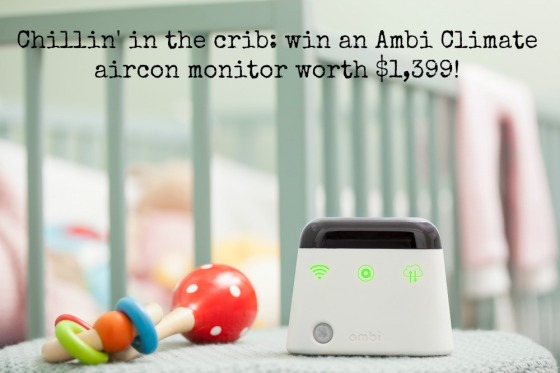 Accidental Tai-Tai Ambi Climate giveaway