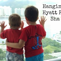 Hyatt Regency Sha Tin: a family friendly staycation revisited!