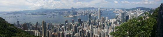 Accidental Tai-Tai The Peak Hong Kong