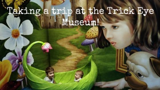 Trickeye Museum Hong Kong