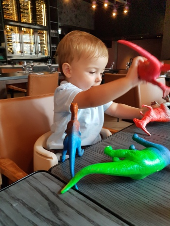 Blue butcher family brunch review