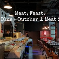 Family brunch review at Blue - Butcher & Meat Specialist
