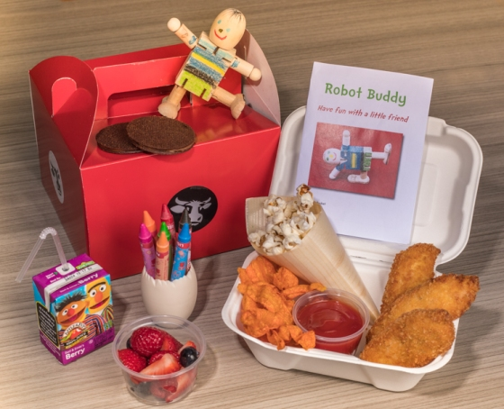 Picnic on Forbes kids box