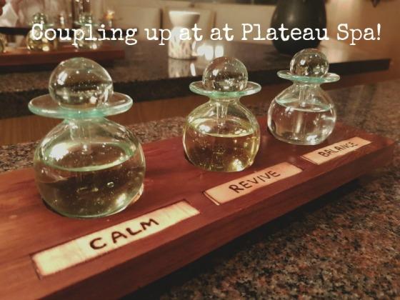 Plateau spa review couples treatment