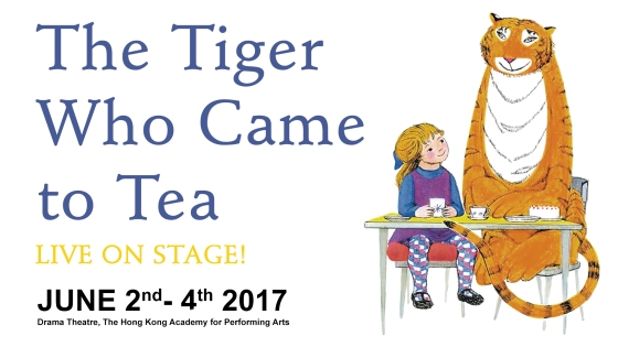 Tiger Who came to tea competition