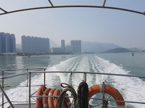 Tung Chung Tuen Mun Ferry